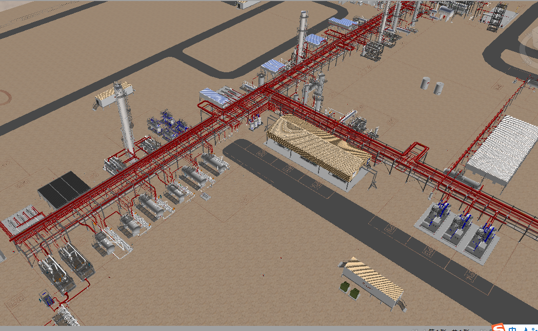 Oilfield Surface Project